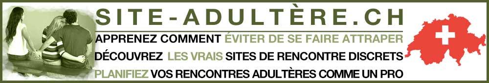 Logo de Site-Adultere.ch